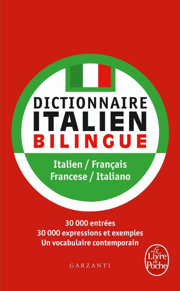 Dictionnaire De Poche Italien Collectif Livre De Poche