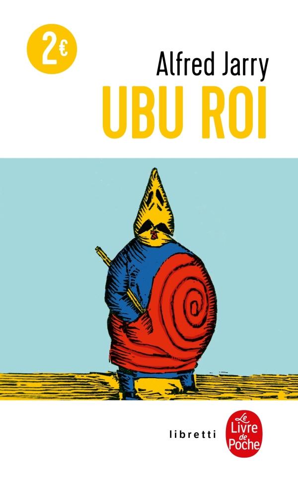 Couverture de Ubu roi