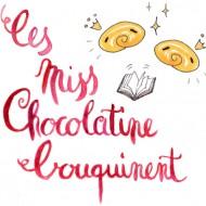 Portrait de Lilie les miss chocolatine