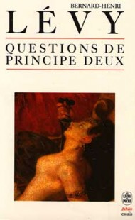 Questions de principe tome 2
