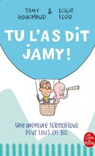 Tu l'as dit Jamy !