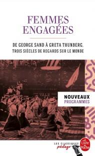 Femmes engagées (Anthologie) (titre provisoire)