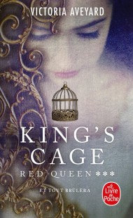 King's Cage (Red Queen, Tome 3)