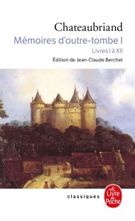 Mémoires d'outre tombe (Tome 1)
