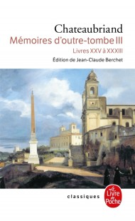 Mémoires d'outre-tombe (Tome 3)