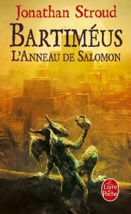 Bartiméus - L'Anneau de Salomon (La Trilogie de Bartiméus, Tome 4)