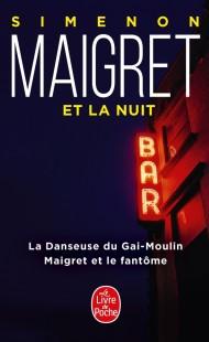 Maigret et la nuit (2 titres)