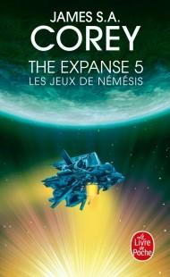 Les Jeux de Némésis (The Expanse, Tome 5)