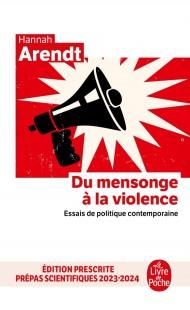 Du mensonge à la violence