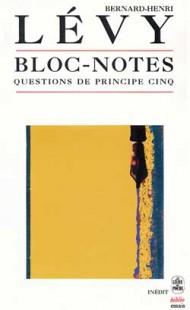 Bloc-notes (Questions de principe 5)