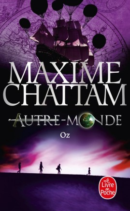Oz (Autre-Monde, Tome 5)