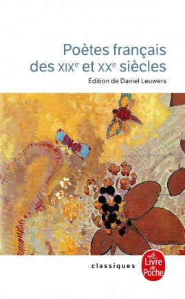 Poètes français des XIXe et XXe siècle
