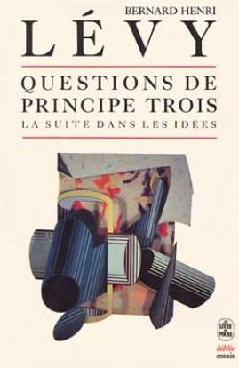 Questions de principe tome 3