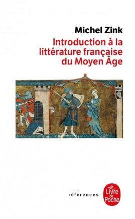 Introduction à la littérature française du Moyen Age