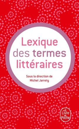 Lexique des termes littéraires
