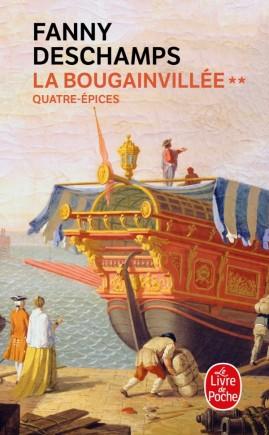 Quatre-épices (La Bougainvillée, Tome 2)