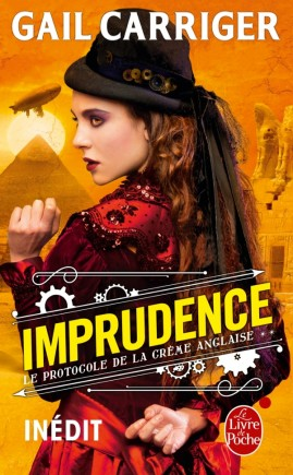 Imprudence (Le Protocole de la crème anglaise, Tome 2)