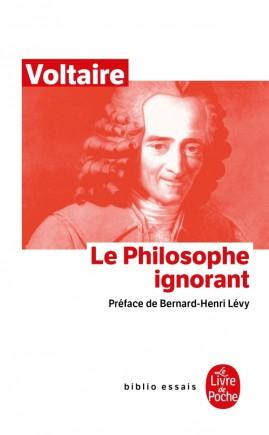 Le Philosophe ignorant