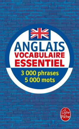 Anglais vocabulaire essentiel