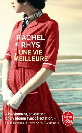 A dangerous crossing (Une Vie meilleure) de Rachel Rhys  9782253088189-001-T