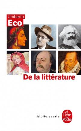 De la littérature