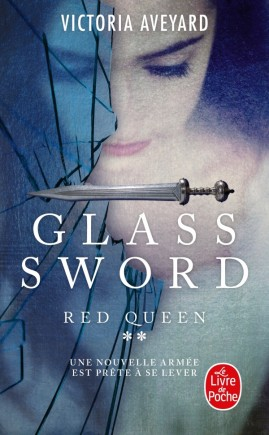 Glass Sword (Red Queen, Tome 2)