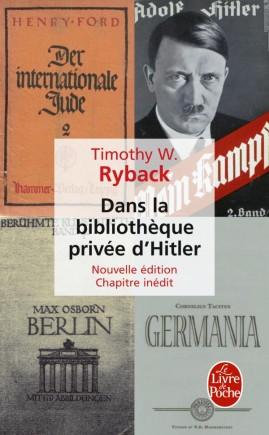 Dans la bibliothèque privée d'Hitler