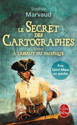 À L'assaut du Pacifique (Le Secret des cartographes, Tome 2)