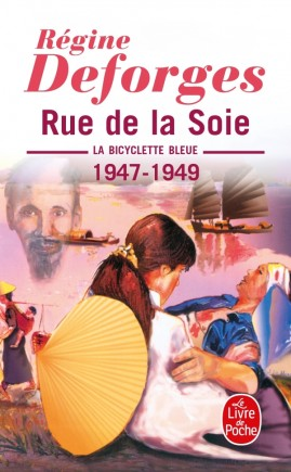 Rue de la soie (La Bicyclette bleue, Tome 5)