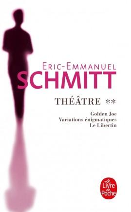 Golden Joe, Variations énigmatiques, Le Libertin (Théâtre, Tome 2)