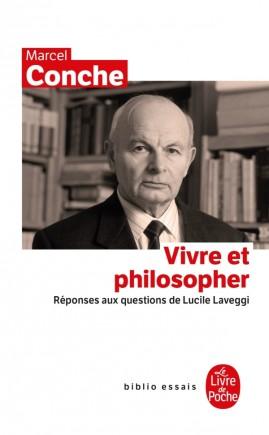 Vivre et philosopher