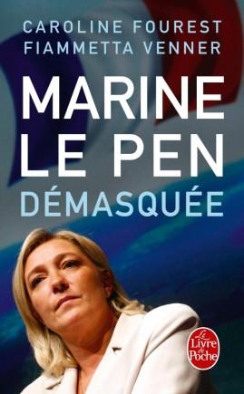 Marine le Pen démasquée