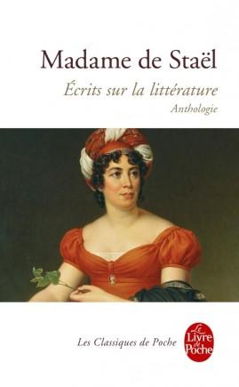 Ecrits sur la littérature