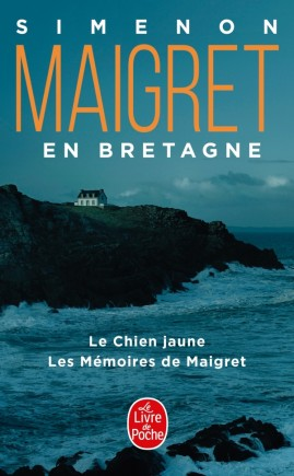 Maigret en Bretagne (2 titres)