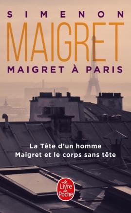 Maigret à Paris (2 titres)
