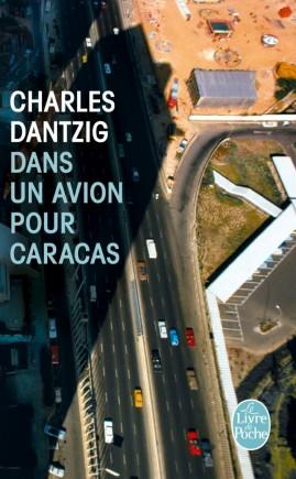 Dans un avion pour Caracas