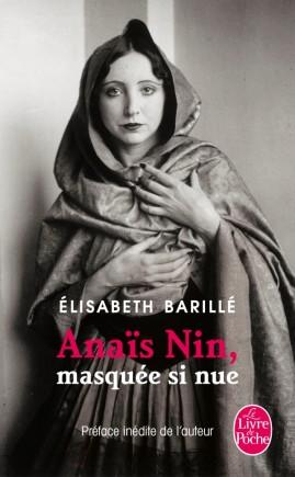 Anaïs Nin, masquée, si nue