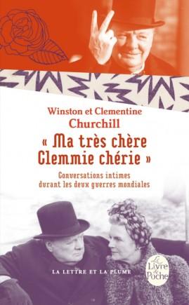 Ma très chère Clemmie chérie