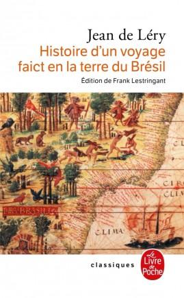 Histoire d'un voyage en terre de Brésil