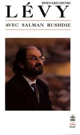 Avec Salman Rushdie