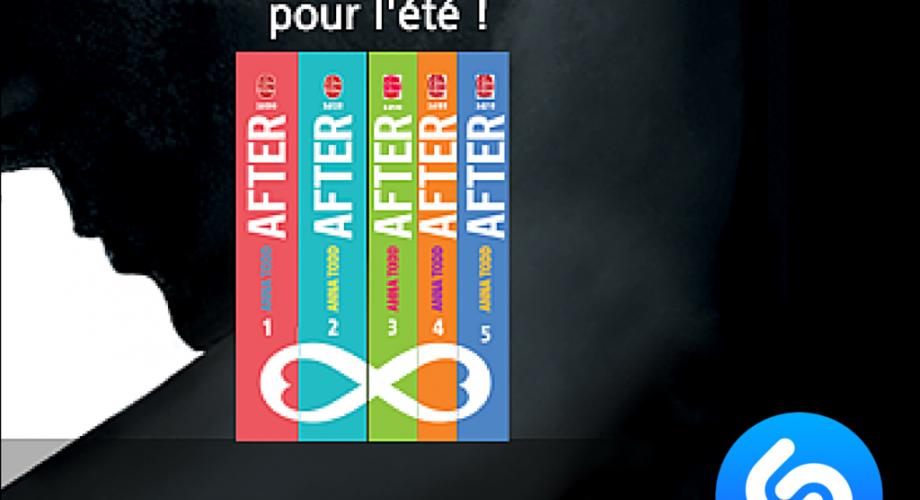 Shazamez Les Derniers Tomes D After Livre De Poche