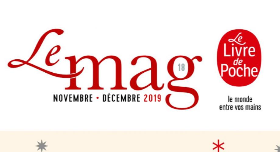 Le Mag Novembre Decembre 2019 Livre De Poche